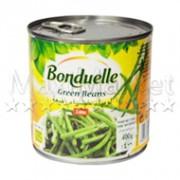 100 haricot vert bonduelle 400gr