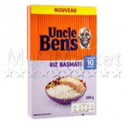 17 uncle bens bismati 500gr