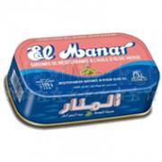 50 sardine el manar 125g huile olive