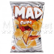 13 Mad Chips Paprika 75g