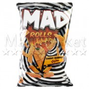 14 Mad Rolls Smoky Barbecue 75g