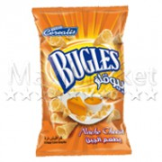 9 bugles chees 75g