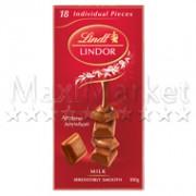 18 lindor milk