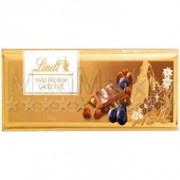 32 lindt gold raisin noise