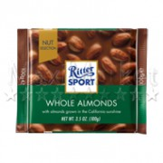 39 ritter whole almond
