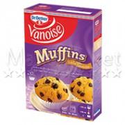 10 muffins vanille