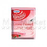 74 creme dessert fraise