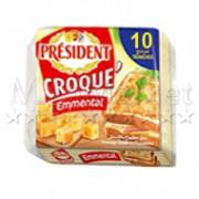 109 slice croque president