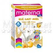10 materna ble lait miel