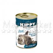 102 Kippy Pesce con Verdura