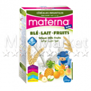 11 materna fruits