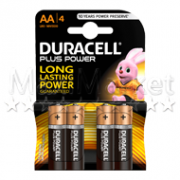 120 duracell aa 4