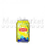 25 lipton citron 33 cl