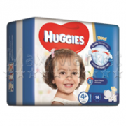 38 huggies 4 plus