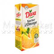 9 diva orange