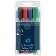 75-Schneider-4-Marqueurs-whiteboard